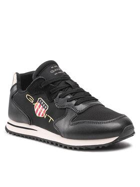 Gant Gant Sneakersy Beja 23537024 Černá