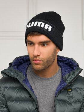 Puma Puma Kepurė Mid Fit Beanie 021708 01 Juoda