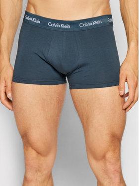 Calvin Klein Underwear Calvin Klein Underwear Súprava 3 párov boxeriek 0000U2664G Tmavomodrá