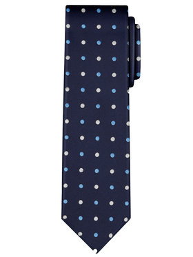 Vistula Vistula Krawat Barlet XY0594 Granatowy