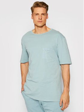 Imperial Imperial Тишърт TJ08BCKTD Зелен Oversize