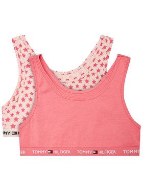 Tommy Hilfiger Tommy Hilfiger 2 pár melltartó UG0UG00371 Rózsaszín