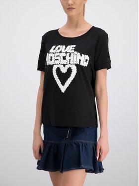 LOVE MOSCHINO LOVE MOSCHINO T-shirt W 4 G86 02 M3517 Regular Fit