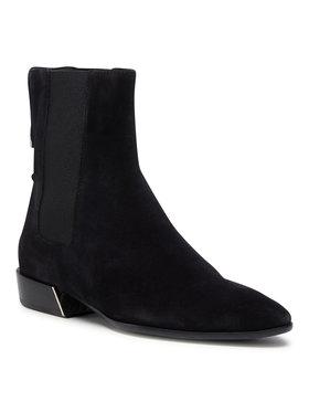 Furla Furla Kotníková obuv s elastickým prvkem Grace YD37FGC-Y61000-O6000-1-007-20-IT Černá