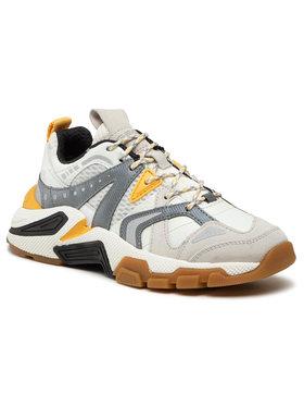 Geox Geox Sportcipő T01 A T94BTA 01422 C0592 Fehér