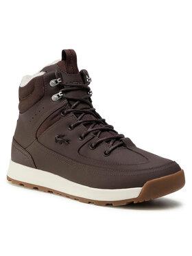 Lacoste Lacoste Kotníková obuv Urban Breaker 419 1 Cma 7-38CMA00601W7 Hnědá