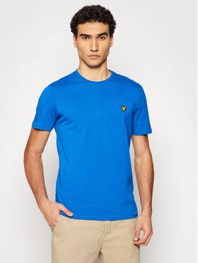 Lyle & Scott Lyle & Scott T-Shirt Crew Neck TS400V Blau Regular Fit