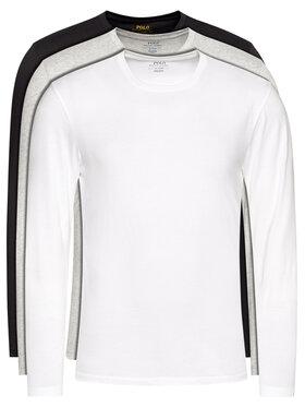 Polo Ralph Lauren Polo Ralph Lauren Komplektas: Tank top marškinėliai (3 vnt.) 714805886001 Spalvota Regular Fit