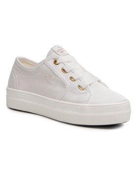 Gant Gant Laisvalaikio batai Leisha 22539564 Balta