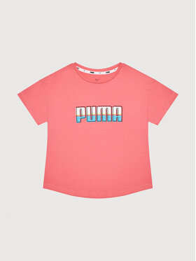 Puma Puma T-Shirt Celebration 584188 Rosa Regular Fit