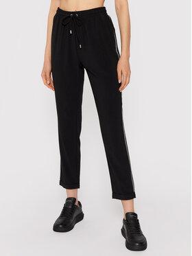 Liu Jo Sport Liu Jo Sport Текстилни панталони TF1142 T4958 Черен Regular Fit