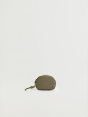 Mango Mango Portofel pentru monede Cali 17010150 Verde
