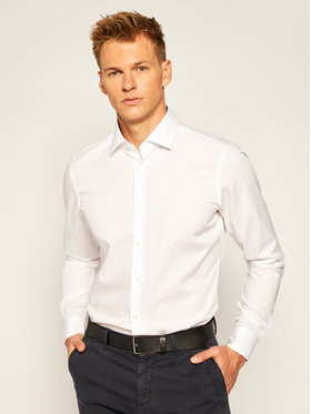 Strellson Strellson Ing 11 Santos-Cc 30023751 Fehér Slim Fit