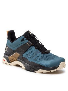 Salomon Salomon Trekingová obuv X Ultra 4 414530 Modrá