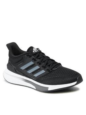 adidas adidas Boty Eq21 Run H00512 Černá