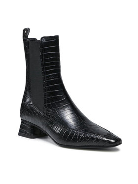 Eva Longoria Eva Longoria Kotníková obuv s elastickým prvkem EL-04-04-000538 Černá