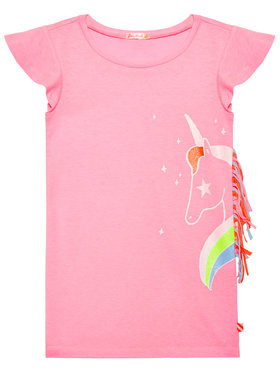 Billieblush Billieblush Haljina za svaki dan U12625 Ružičasta Regular Fit