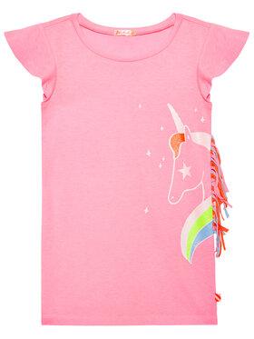 Billieblush Billieblush Sukienka codzienna U12625 Różowy Regular Fit