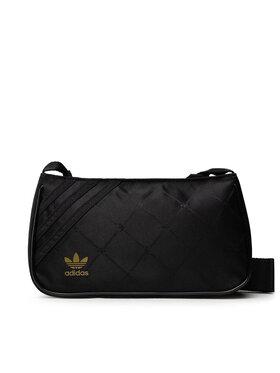 adidas adidas Дамска чанта Mini Airliner H09035 Черен