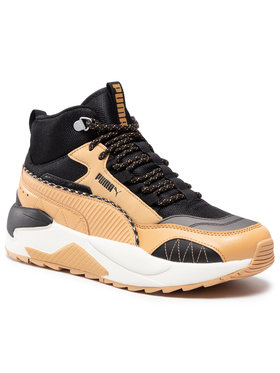 Puma Puma Laisvalaikio batai X-Ray 2 Square Mid Wtr 373020 02 Smėlio