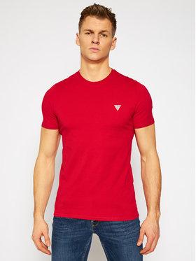 Guess Guess T-shirt M1RI36 I3Z11 Rouge Slim Fit