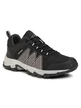 Sprandi Sprandi Trekingová obuv 210117 Černá