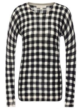 MICHAEL Michael Kors MICHAEL Michael Kors Sweater MU96NZKBYL Fekete Regular Fit