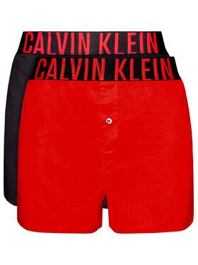 Calvin Klein Underwear Calvin Klein Underwear Sada 2 párů boxerek 000NB2637A Barevná