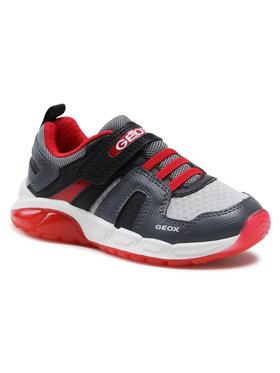 Geox Geox Sneakersy J Spaziale B. A J04CQA 014CE C0051 S Szary