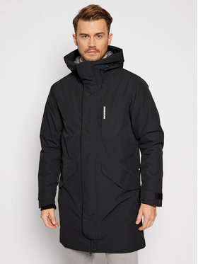Didriksons Didriksons Parka Kenny 503200 Fekete Classic Fit