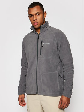 Columbia Columbia Fliso džemperis Fast Trek Full Zip 1420421 Pilka Regular Fit