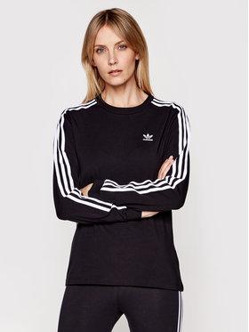 adidas adidas Блуза adicolor Classics GN2911 Черен Standard Fit