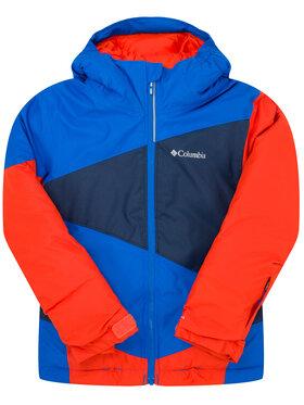 Columbia Columbia Μπουφάν για σκι Wildstar 1802871 Σκούρο μπλε Regular Fit