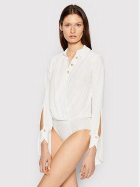Elisabetta Franchi Elisabetta Franchi Body CB-012-11E2-V350 Blanc Regular Fit