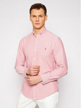 Polo Ralph Lauren Polo Ralph Lauren Koszula Classic Oxford 710792161007 Różowy Slim Fit