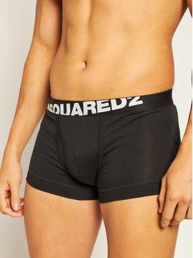 Dsquared2 Underwear Dsquared2 Underwear Комплект 2 чифта боксерки DCXC90030 Черен