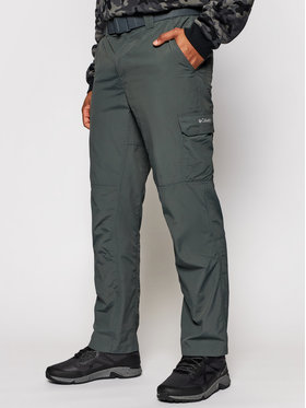 Columbia Columbia Outdoorové nohavice Silver Ridge II 1794901 Sivá Regular Fit