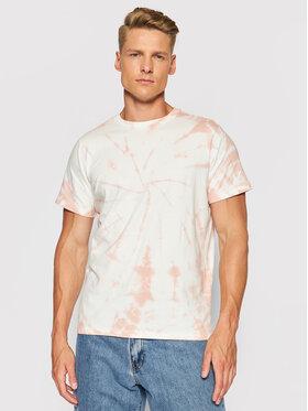 Levi's® Levi's® T-Shirt Graphic Jet A0345-0001 Růžová Relaxed Fit