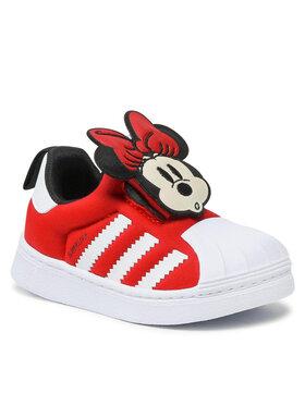 adidas adidas Topánky Superstar 360 I Q46306 Červená