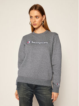 Champion Champion Sweatshirt Sweat Crewneck 113190 Grau Regular Fit