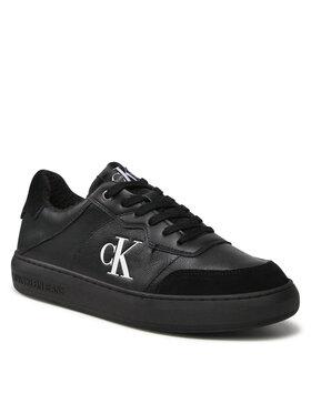 Calvin Klein Jeans Calvin Klein Jeans Sneakers Cupsole Laceup Casual Warm YM0YM00283 Noir