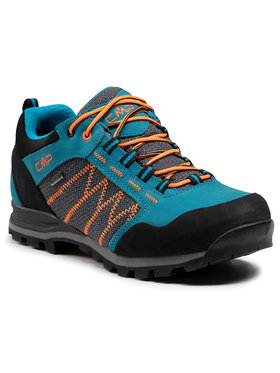 CMP CMP Παπούτσια πεζοπορίας Thiamat Low Trekking Shoe Wp 30Q9577 Μπλε
