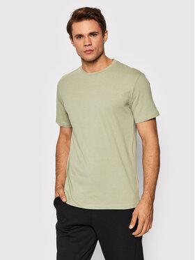 Outhorn Outhorn T-Shirt TSM613 Πράσινο Regular Fit