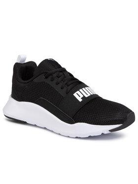 Puma Puma Schuhe Wired Jr 366901 16 Schwarz