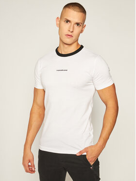 Calvin Klein Jeans Calvin Klein Jeans T-shirt J30J316452 Bianco Regular Fit