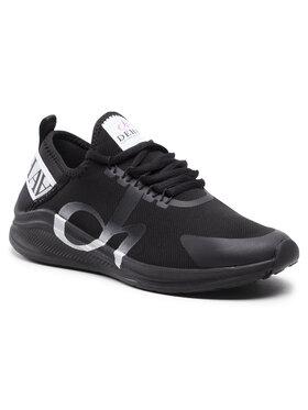 Deha Deha Sportcipő B34992 Fekete