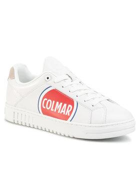 Colmar Colmar Sneakers Bradbury K-1 Logo 217 Alb
