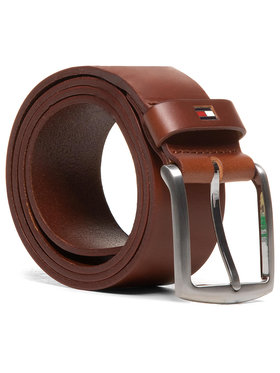 Tommy Hilfiger Tommy Hilfiger Cintura da uomo New Denton 4.0 E367863162 Marrone