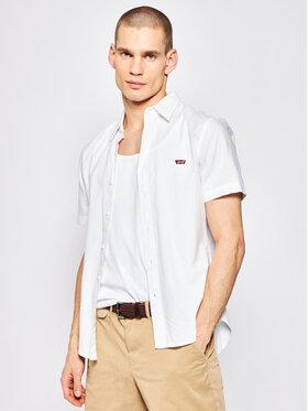 Levi's® Levi's® Риза Battery Housemark 86623-0000 Бял Slim Fit