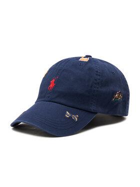 Polo Ralph Lauren Polo Ralph Lauren Șapcă Classic Sport Cap 710823502002 Bleumarin